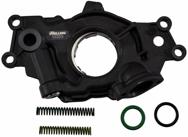 Melling Select Performance - Melling Select Performance High Performance Oil Pump 10355