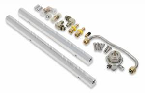 Fuel Injection System and Related Components - Fuel Injector Rail - Holley EFI - Holley EFI EFI Fuel Rail Kit 534-185