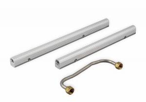 Fuel Injection System and Related Components - Fuel Injector Rail - Holley EFI - Holley EFI EFI Fuel Rail Kit 534-192