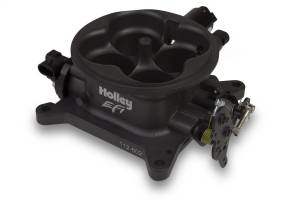 Fuel Injection System and Related Components - Fuel Injection Throttle Body - Holley EFI - Holley EFI EFI Universal Race Series Throttle Body 112-602