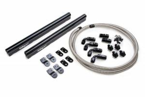 Fuel Injection System and Related Components - Fuel Injector Rail - Holley EFI - Holley EFI LS Fuel Rail Kit 534-210
