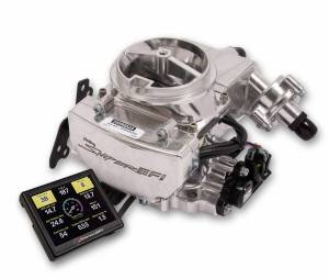 Fuel Injection System and Related Components - Fuel Injection Throttle Body - Holley EFI - Holley EFI Sniper EFI 2GC Large Bore 550-855
