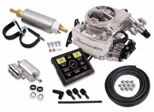 Fuel Injection System and Related Components - Fuel Injection Throttle Body - Holley EFI - Holley EFI Sniper EFI 2GC Large Bore Master Kit 550-855K