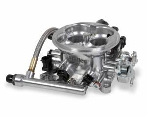 Fuel Injection System and Related Components - Fuel Injection Throttle Body - Holley EFI - Holley EFI Terminator Throttle Body 534-216