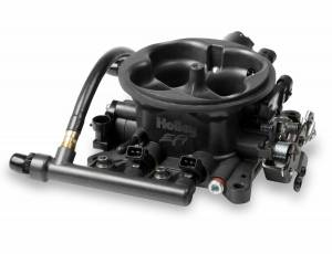 Fuel Injection System and Related Components - Fuel Injection Throttle Body - Holley EFI - Holley EFI Terminator Throttle Body 534-217