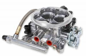 Fuel Injection System and Related Components - Fuel Injection Throttle Body - Holley EFI - Holley EFI Terminator Throttle Body 534-227