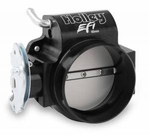 Fuel Injection System and Related Components - Fuel Injection Throttle Body - Holley EFI - Holley EFI Throttle Body 112-585