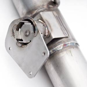 Stainless Works - Stainless Works Catback S-tube Mufflers With AFM Valves Factory Connect - Image 2