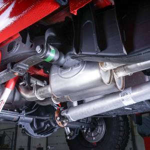 Stainless Works - Stainless Works Legend Catback Uses OEM Tips Performance Connect - Image 7