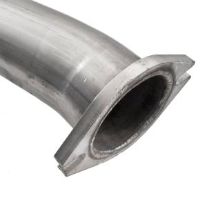 Stainless Works - Stainless Works Catback Dual Turbo Chambered Mufflers Factory Connect - Image 2