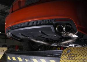 Stainless Works - Stainless Works Catback Dual Turbo Chambered Mufflers Factory Connect - Image 8